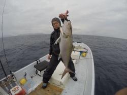 カンパチ釣りブログアップしました。